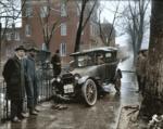 Accidente de coche en estados unidos